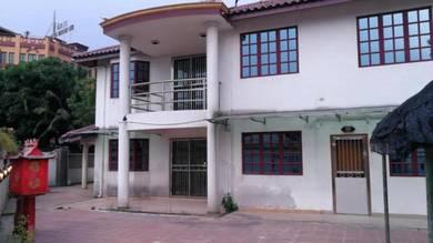 Below mkt price + fully reno >> corner house pandan perdana