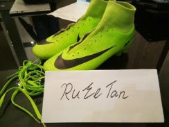 Mercurial soccer cleat