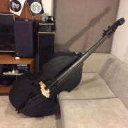 Early Italy style 3 String double Bass