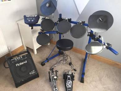 Roland TD6 Electric Drum Kit