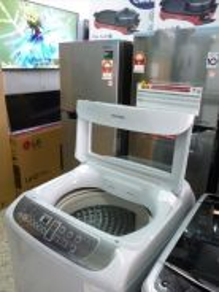 Harga Lama # SAMSUNG 13kg Washing Machine WA13F5S3