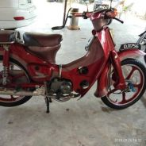 Honda c70