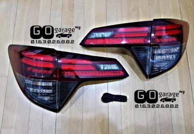 Facelift HRV Vezel RS Hybrid Vspec LED Taillight