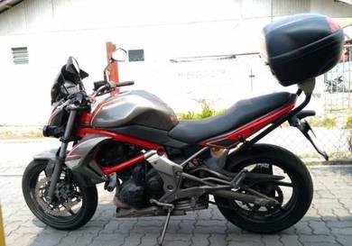 Kawasaki Er6n 2009