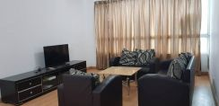 1Borneo Tower B Fully Furnished Condo