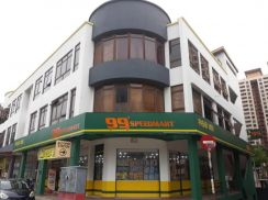 3 storey Corner Shop Kota Damansara