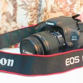 Canon Camera 600D EOS