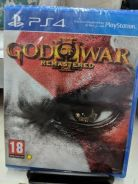 Ps4 God Of War 3 Remaster
