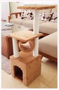 LP0036 - Brand New Mini Cat Tree with Tube