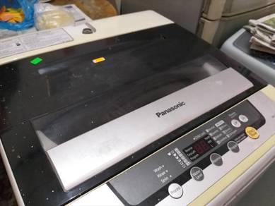 Panasonic 7.0kg Washing Machine - terpakai