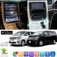 Toyota Alphard Vellfire 12 Android Player