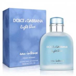 Dolce Gabbana Light Blue 100ml EDP Men Perfume