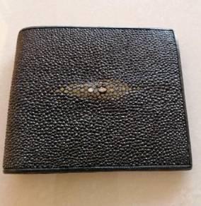 Genuine Stingray Skin wallet