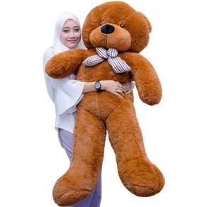 Suprise Orang Tersayang Dengan Teddy Bear 140cm