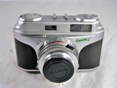 Antique arette germany 35mm film camera