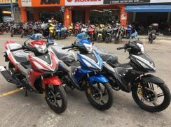 SYM VF3i 185 (APPLY FREE) WELCOME TO SHOWROOM