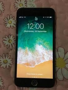 Iphone 7plus 32GB matte black
