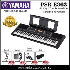 Yamaha PSR-E363 61 Keys