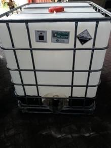 IBC Tank 1000 kg/liter