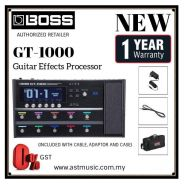 Boss Gt1000 GT-1000 Guitar Multiple Effects Pedal