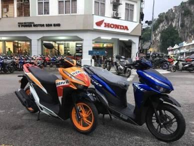 Honda vario 150 repsol (whatsaap apply)free apply