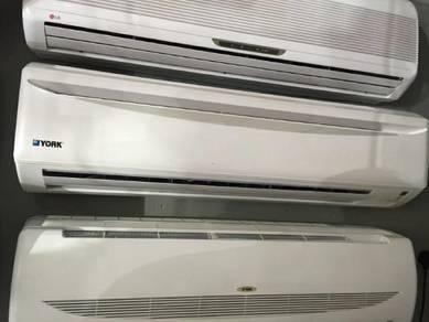 2Hp york aircond 580