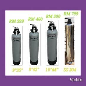 Water Filter / Penapis Air SIAP PASANG 2v5v