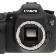DSLR CANON 7D and Accesories