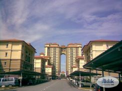 CONDO Upper Courtyard Sanctuary MJC Batu Kawa (multiple Units)