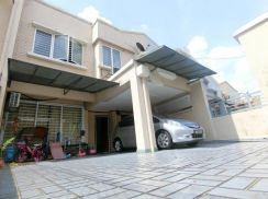 RENOVATED 2 Strorey Terrace House Bukit Setiawangsa KL