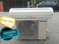 Air cond secondhand