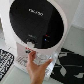 Promosi baru air cuckoo panas sejuk suam water new