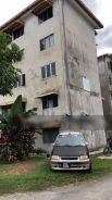 Rumah Desa Baiduri flat Cheras, Tingkat 3,