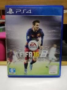 FIFA 16 PS4 Standard Edition