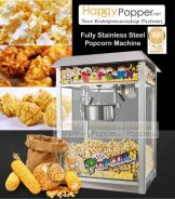 Popcorn pop corn machine maker 2 year warranty