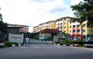 SD 2 Apartment Kepong Sri Damansara [ FREEHOLD FULL LOAN LOW D-P ]