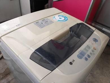 LG 6.5kg Washing Machine - terpakai