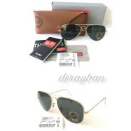 Original Ray Ban Aviator Classic Gold RB3025 L0205
