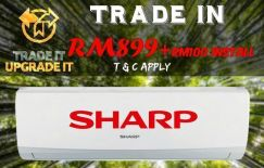 Aircond Offers As Low As 899/49