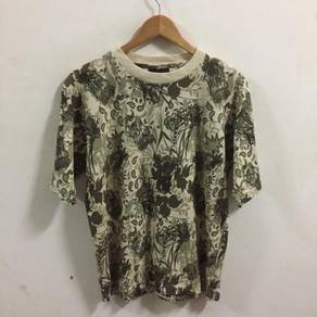 Biagiotti Uomo Shirt Size M floral