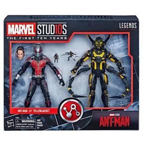 Antman and Yellow jacket set