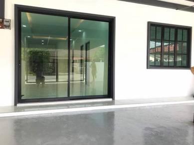 Fully renovated single sty house in stesen 18 pengkalan