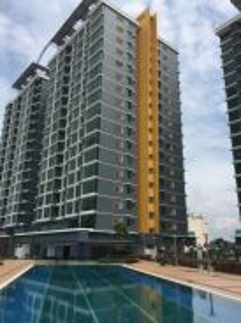 Vista Alam Apartment Shah Alam Selangor for sale
