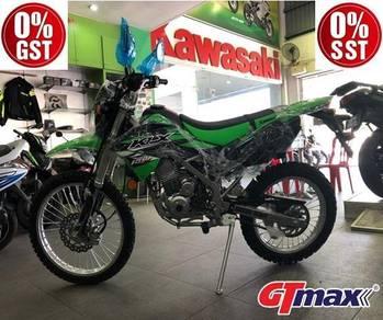 Kawasaki KLX 150L (READY STOCK) [NO SST]