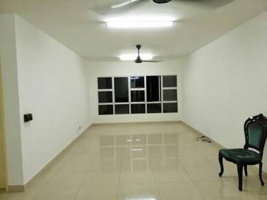 Baru, Luas dan Bersih Apartment Selasih blok G, Presint 17, Putrajaya