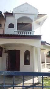 2 Storey House , Corner Lot , Seksyen 6 , Below Market Price