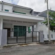 2 Storey Semi D House At Taman Palma