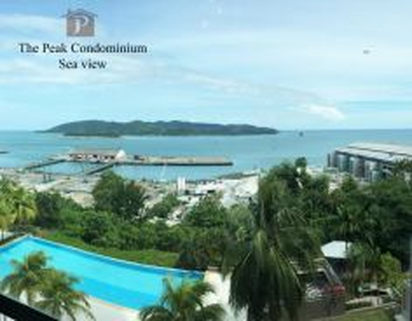 The Peak Condo / Likas / Tanjung Lipat / Damai