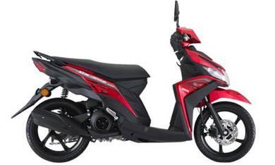 Promosi tahun baru 2019 scooter yamaha ego solariz