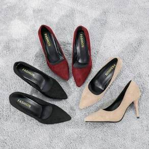 7750-A Sexy High Heels Pointed Shoes ( 9cm )